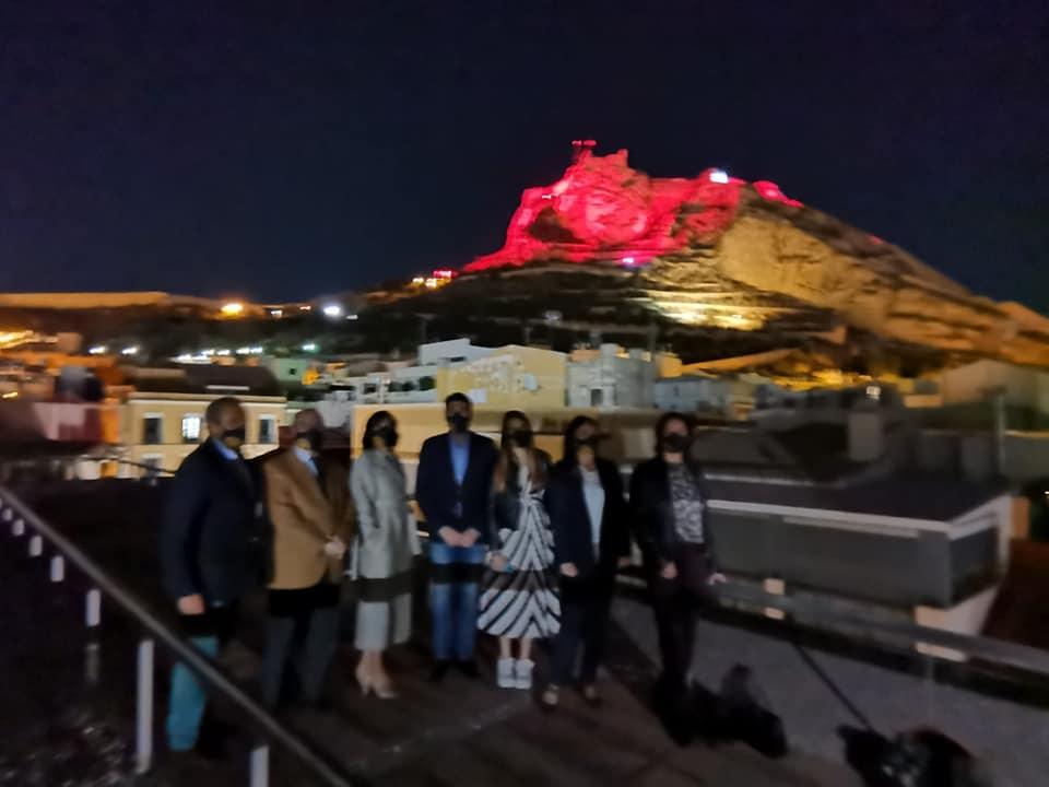 Alicante implicado en el Día Mundial contra la polio