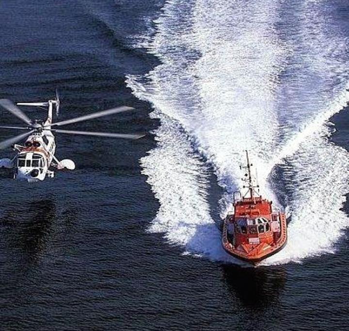 La Real Liga Naval Española se suma al homenaje a Salvamento Marítimo