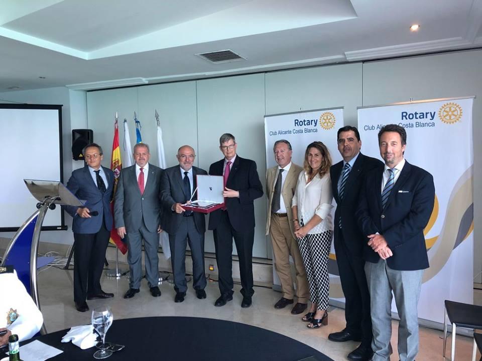 Salvamento Marítimo, Premio Compromiso Social 2018 RCACB