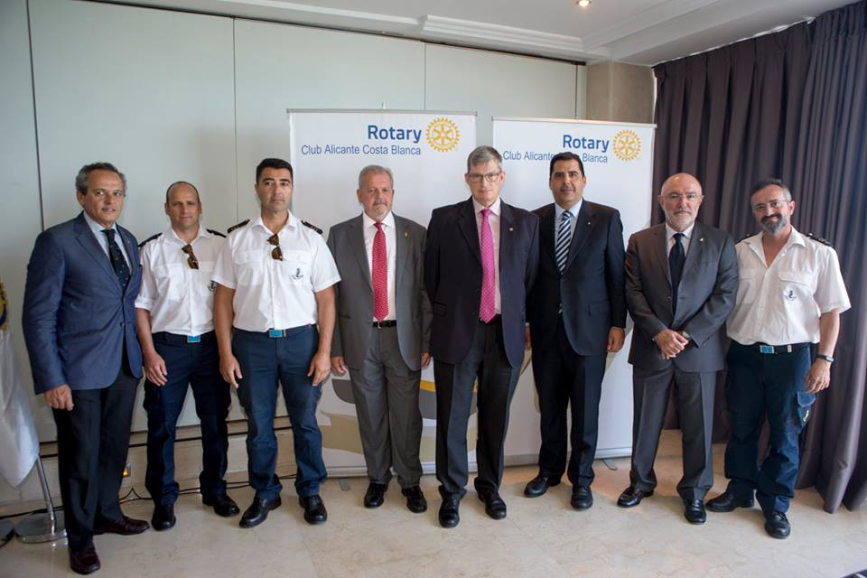 Nuestro Premio Compromiso Social 2018 en el periódico Alicante Press