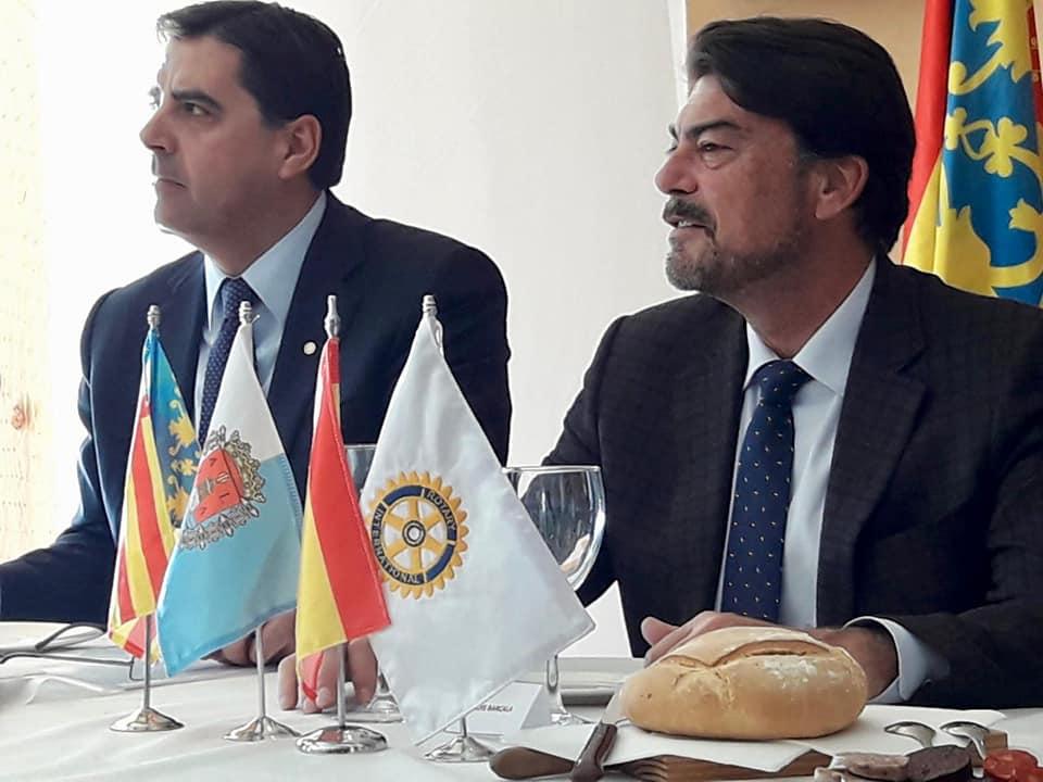 Grandes Proyectos para Alicante, conferencia del Alcalde de Alicante