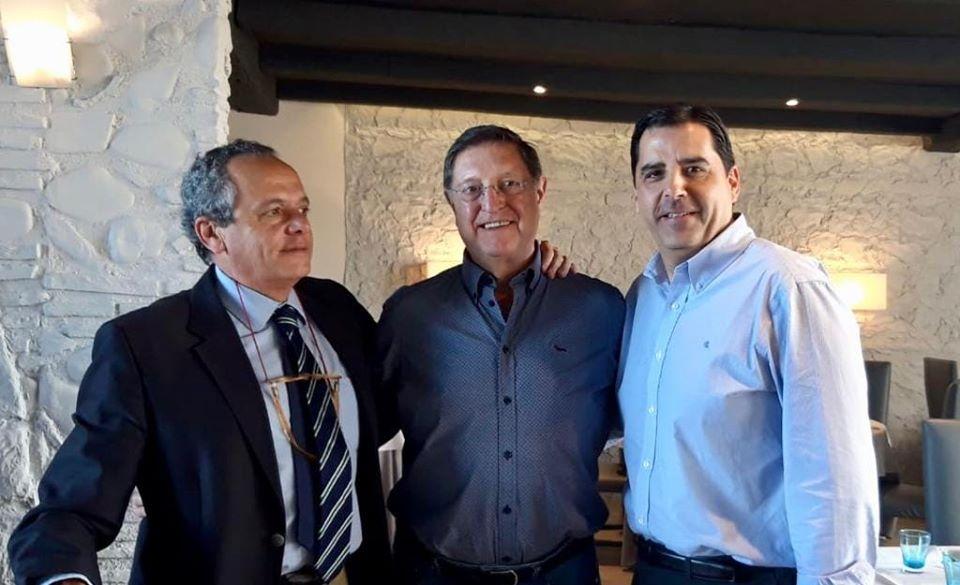 Nos visita José Ignacio Cordón