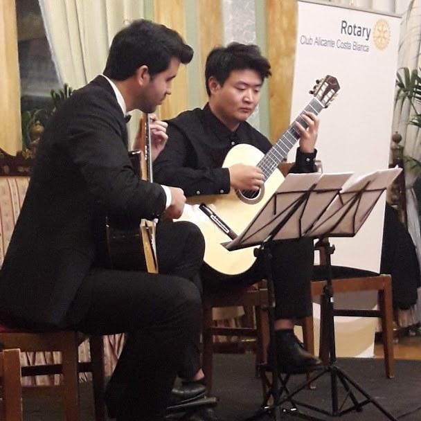 Extraordinario V Concierto benéfico a favor del proyecto Guitarras en la escuela