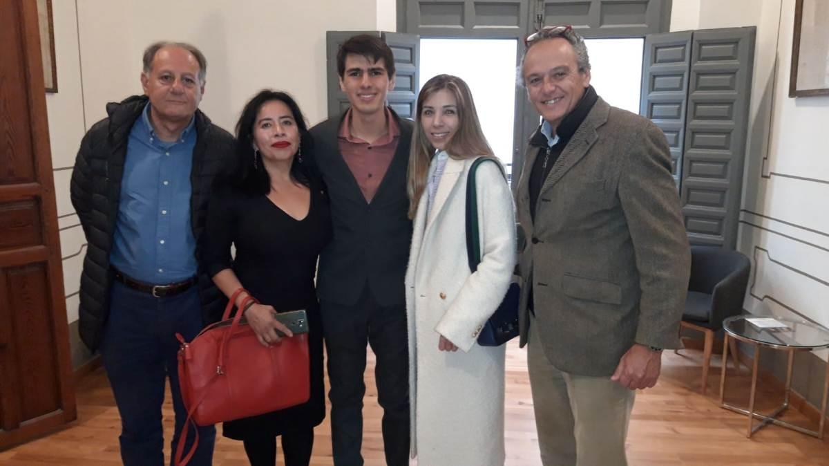 Concierto organizado por el Máster de Guitarra Clásica de Alicante