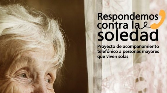 Rotary asistencia a personas que viven solas