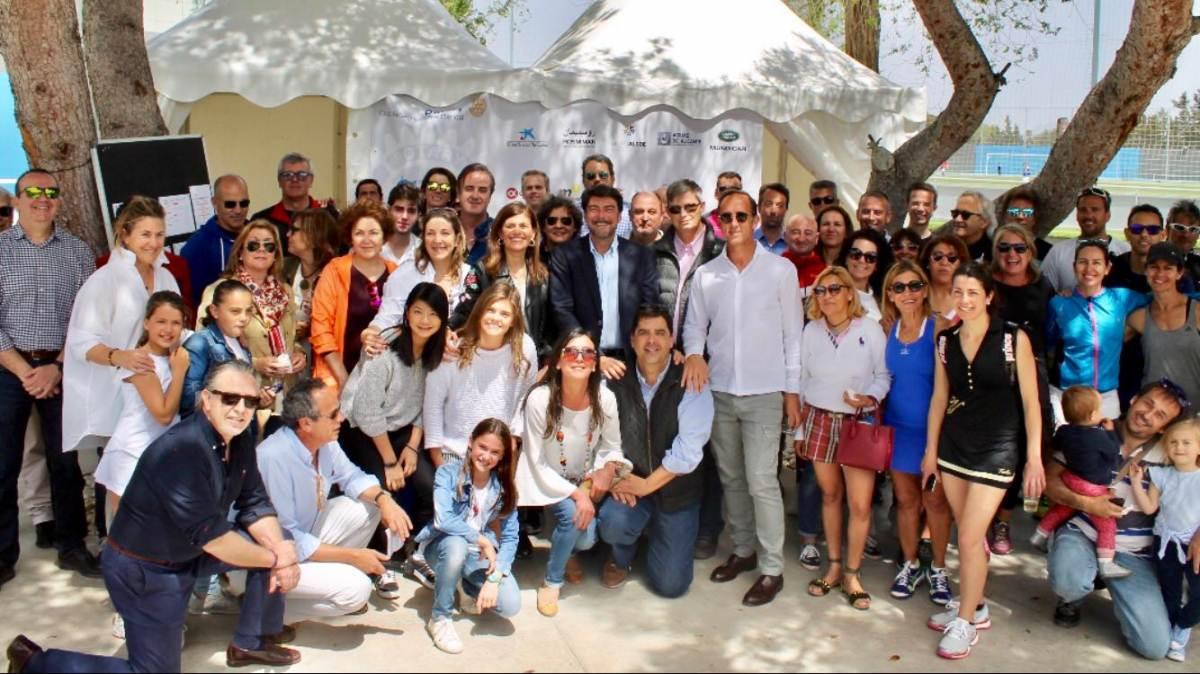 El V Torneo Benéfico de Padel en la prensa