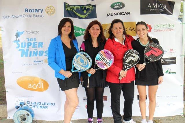 Torneo de padel Superniños 2015 _ fotos