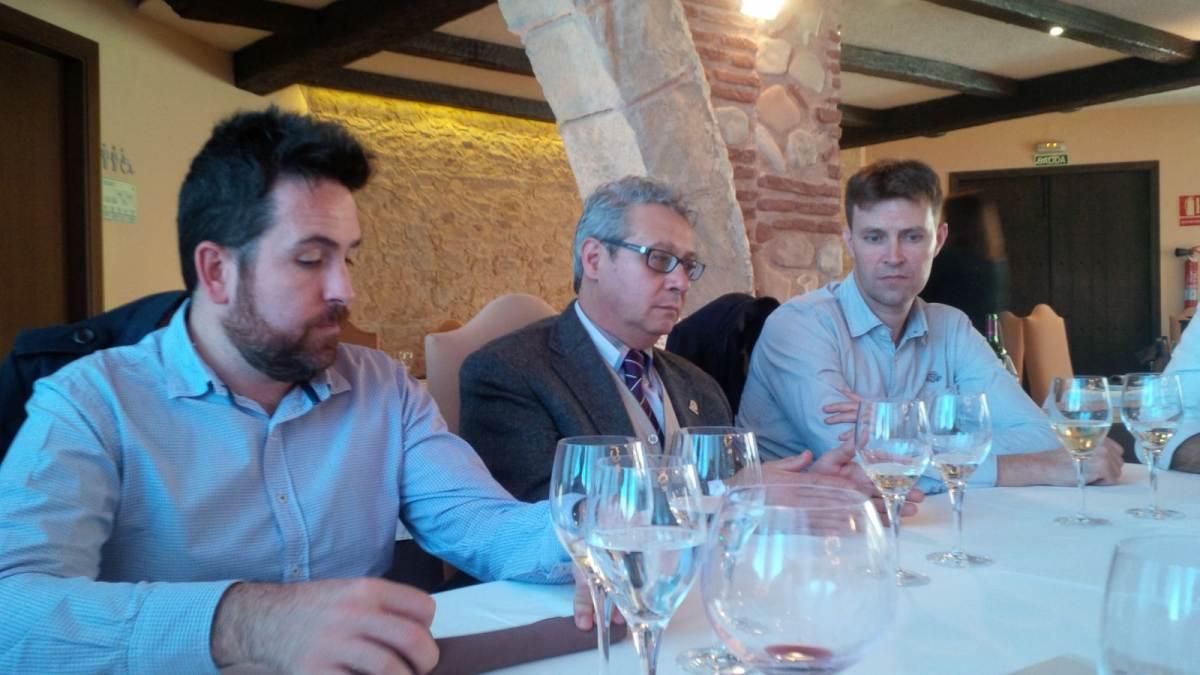 Aspanion y la Fundación Lucentum Baloncesto en nuestra mesa