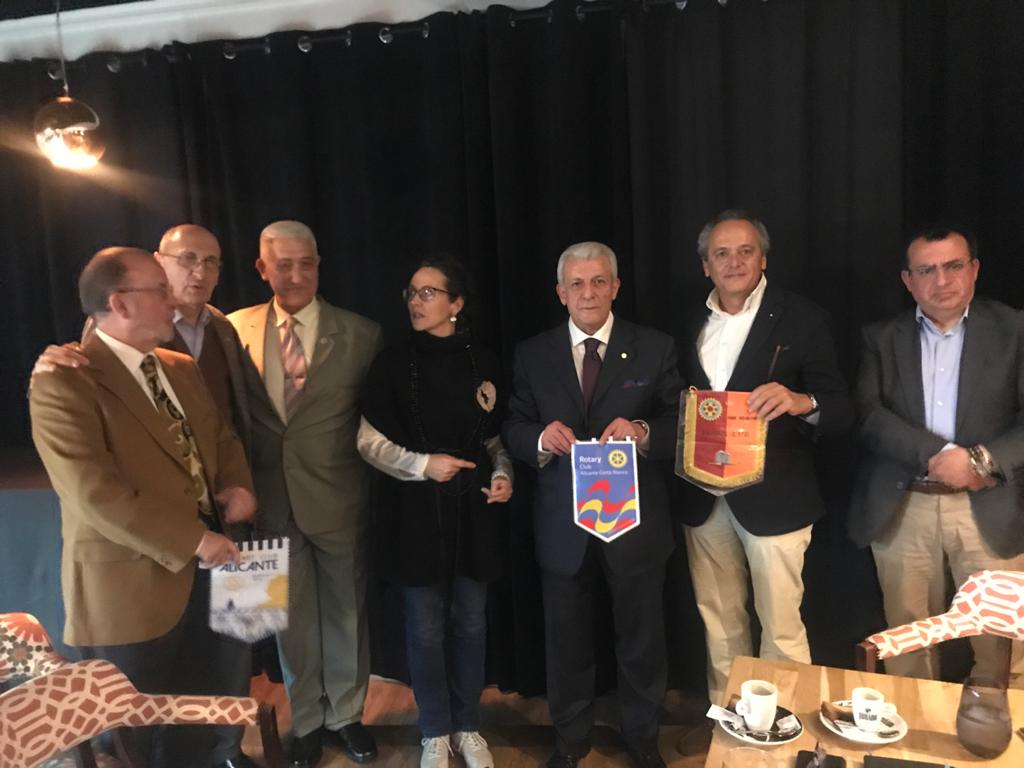 Conferencia de D. Gennaro Scala – Generale in congedo nel Ruolo d'Onore dell'Arma dei Carabinieri