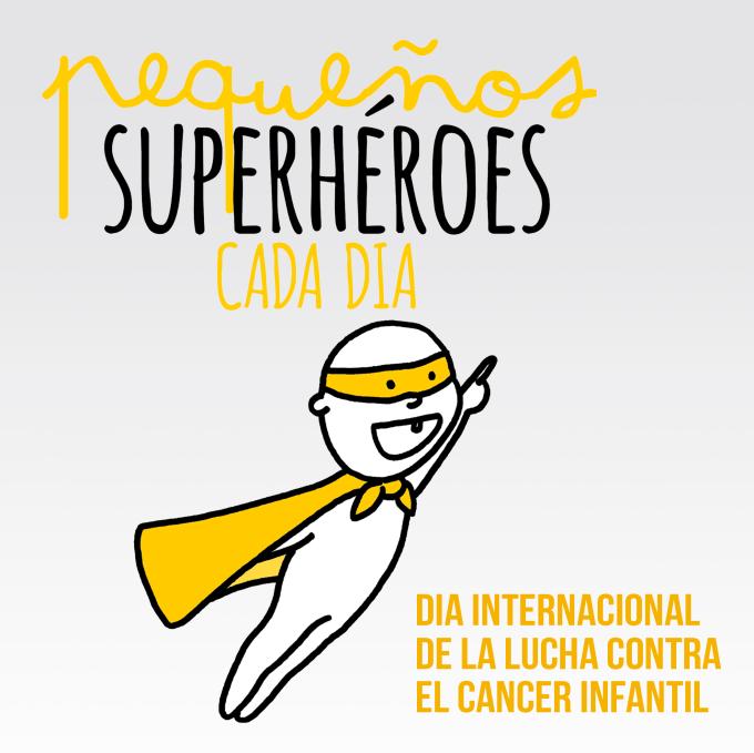 DIA INTERNACIONAL DE LA LUCHA CONTRA EL CANCER INFANTIL