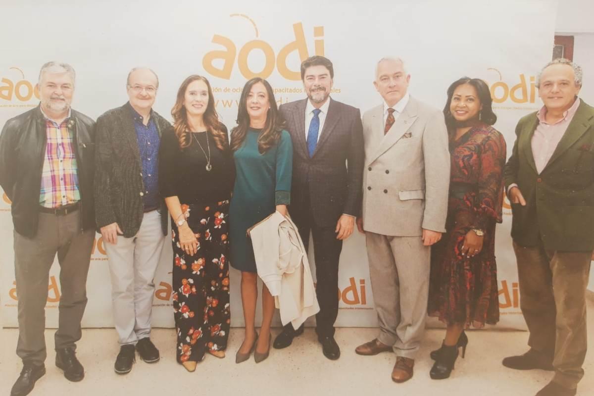 inauguración de las nuevas instalaciones de Aodi